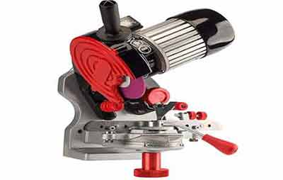 Wall Mounted Saw Chain Grinder