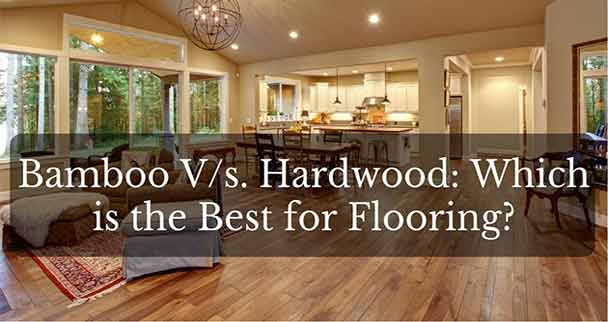Bamboo Vs Hardwood Flooring:  Which is the Best
