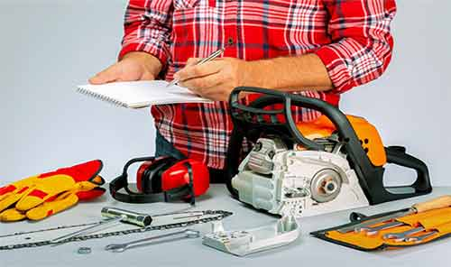 Professional Chainsaw Buying Guide