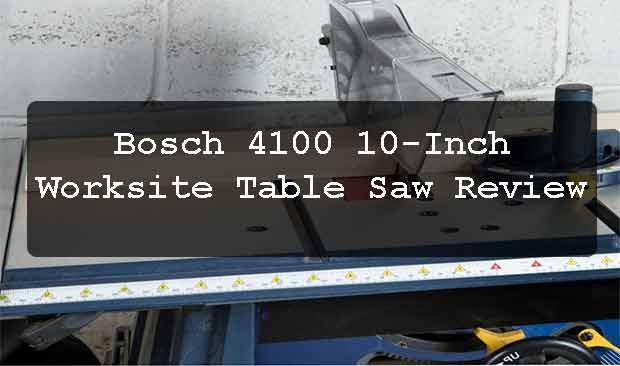Bosch 4100 10
