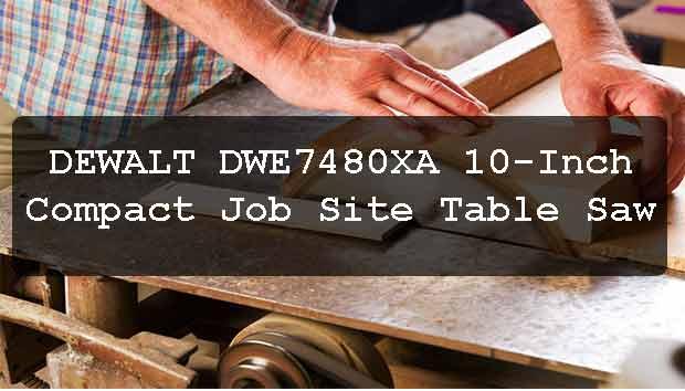DEWALT DWE7480XA