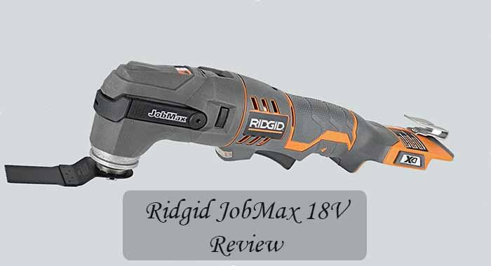Ridgid JobMax 18V Review